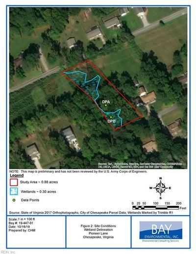 LOT PIONEER LANE, Chesapeake, VA 23323 - Photo 2