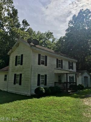 11474 OLD BELFIELD RD, Drewryville, VA 23844 - Photo 1