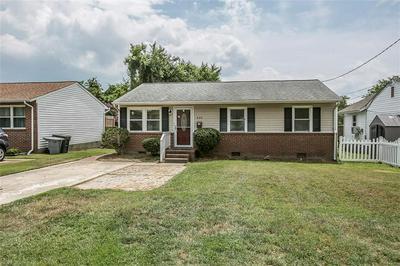 435 BENTHALL RD, Hampton, VA 23664 - Photo 1