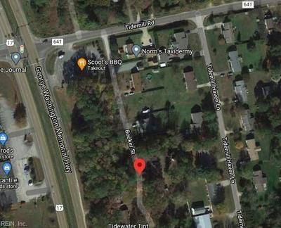 LOT 7 BOOKER STREET, Gloucester Point, VA 23062 - Photo 1