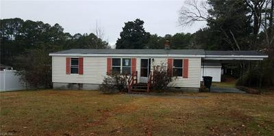 406 NORTH STREET, Sussex County, VA 23888 - Photo 1