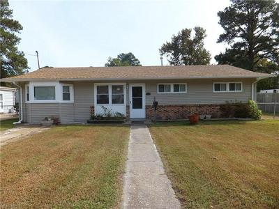 118 YORK DR, Portsmouth, VA 23702 - Photo 1