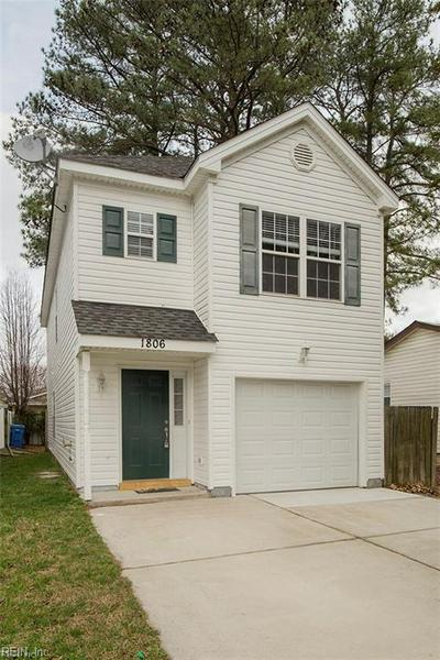 1806 ENGLE AVE, CHESAPEAKE, VA 23320 - Photo 1