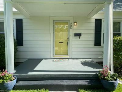 526 BURLEIGH AVE, Norfolk, VA 23505 - Photo 2