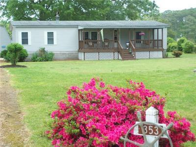 353 HENRYS RD, Mathews County, VA 23076 - Photo 1