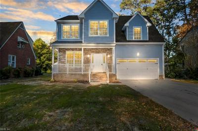 47 BRANDON RD, Newport News, VA 23601 - Photo 1
