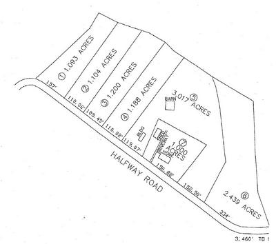 LOTS 3 & 4 HALFWAY RD., Scottsville, KY 42164 - Photo 1