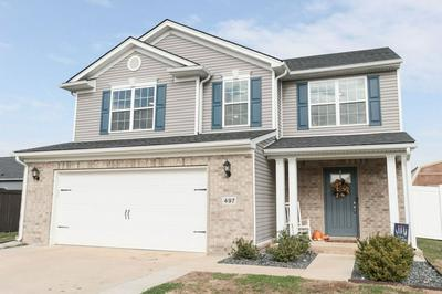 497 VINING CT, Bowling Green, KY 42104 - Photo 1