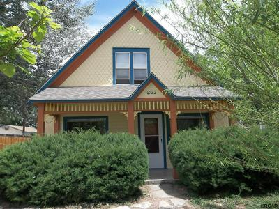 1022 W 4TH ST, Florence, CO 81226 - Photo 1