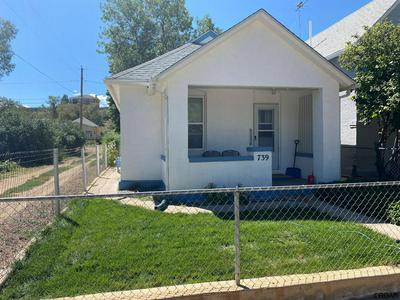 739 W 1ST ST, Florence, CO 81226 - Photo 1