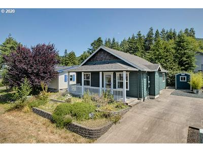 136 N PALISADE ST, Rockaway Beach, OR 97136 - Photo 1