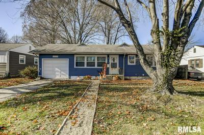 2713 S LINCOLN AVE, Springfield, IL 62704 - Photo 1