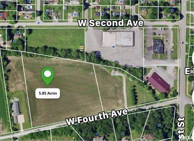 LOT 316 W 4TH AVENUE, Coal Valley, IL 61240 - Photo 1