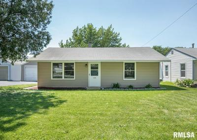 124 W 3RD ST, Coal Valley, IL 61240 - Photo 1