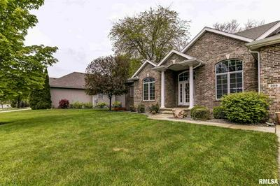 509 DEER MEADOW DR, Chatham, IL 62629 - Photo 2