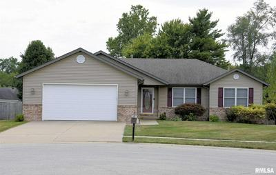 1800 PERSIMMON AVE, Chatham, IL 62629 - Photo 1