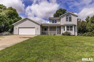 114 SHARON ST, Farmersville, IL 62533 - Photo 1
