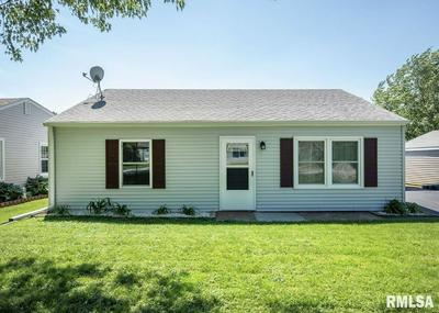 128 W 3RD ST, Coal Valley, IL 61240 - Photo 1