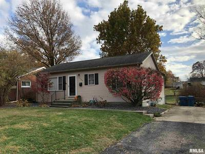 1736 W HOMEWOOD AVE, Springfield, IL 62704 - Photo 1