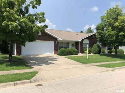 2802 W WESTRIDGE PL, Carbondale, IL 62901 - Photo 1