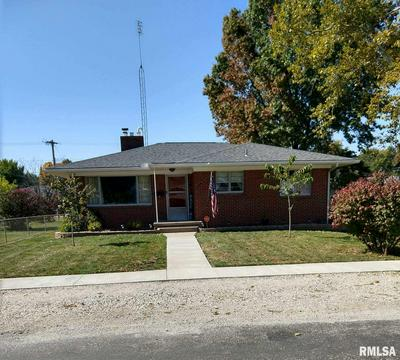 408 N 8TH ST, Auburn, IL 62615 - Photo 1
