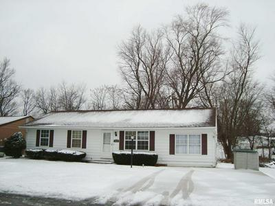 1506 IMPERIAL AVE, Galesburg, IL 61401 - Photo 1