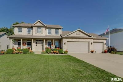 232 MANOR HILL DR, Chatham, IL 62629 - Photo 1