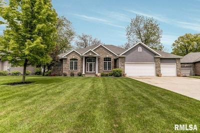 509 DEER MEADOW DR, Chatham, IL 62629 - Photo 1