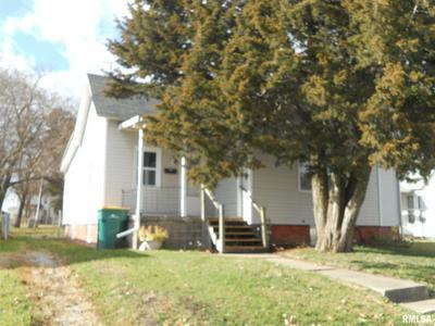 406 N CAMPBELL ST, Macomb, IL 61455 - Photo 1