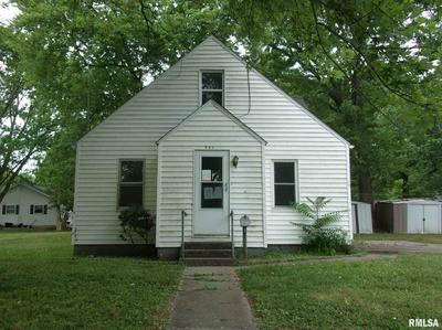 731 16TH ST, Carlyle, IL 62231 - Photo 1