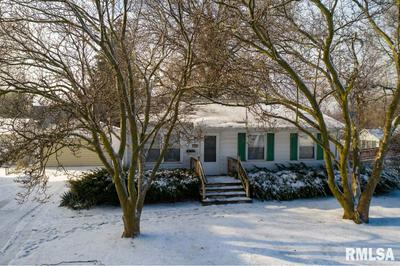 1434 WILLARD ST, Galesburg, IL 61401 - Photo 1