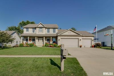 232 MANOR HILL DR, Chatham, IL 62629 - Photo 2