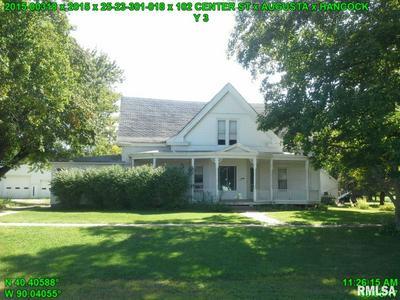 102 CENTER ST, Augusta, IL 62311 - Photo 1