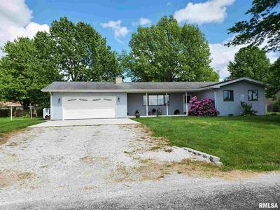 109 E 2ND RD, Farmersville, IL 62533 - Photo 1