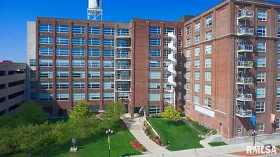 401 SW WATER ST UNIT 702, Peoria, IL 61602 - Photo 1