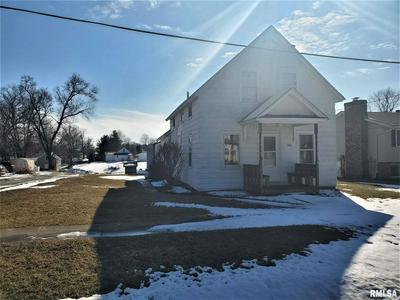 106 3RD ST, SHERRARD, IL 61281 - Photo 1