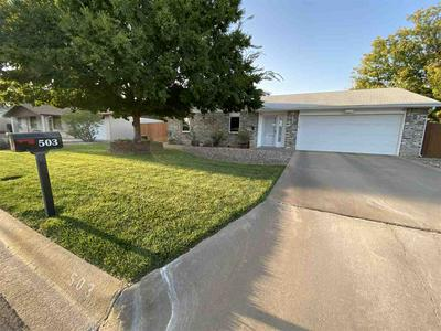 503 BROKEN ARROW RD, Roswell, NM 88201 - Photo 1
