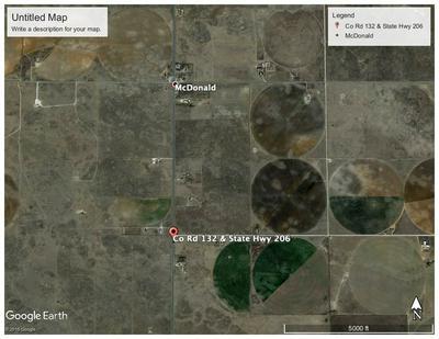 000 NE CORNER OF STATE RD. 206 & LEA COUNTY RD. 132, McDonald (South of Tatum, North of Lovington), NM 88260 - Photo 1