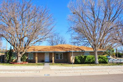 801 PEARSON DR, ROSWELL, NM 88201 - Photo 1