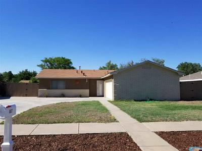 607 SWINGING SPEAR RD, Roswell, NM 88201 - Photo 1