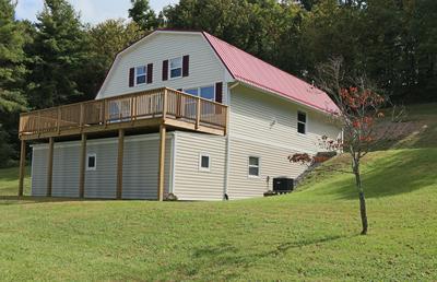 9907 FORTUNE RIDGE RD, Bent Mountain, VA 24059 - Photo 1