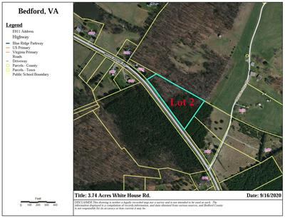 LOT 2 WHITE HOUSE RD, Moneta, VA 24121 - Photo 2