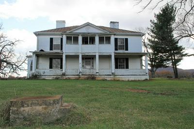 1199 BERRY LN, Thaxton, VA 24174 - Photo 1