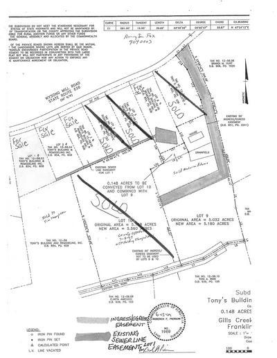 6 WYSONG MILL RD, Hardy, VA 24101 - Photo 1