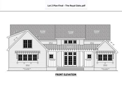 LOT 2 STARBOARD LANE # LOT 2, Henrico, NC 27842 - Photo 1