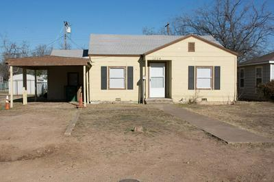 1504 WALNUT ST, SAN ANGELO, TX 76901 - Photo 1