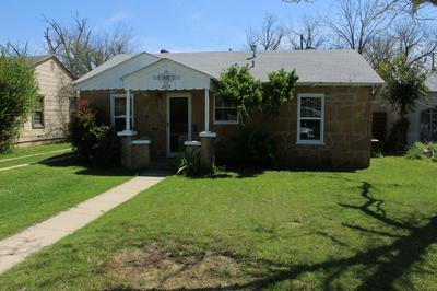 2419 HOUSTON ST, SAN ANGELO, TX 76901 - Photo 2