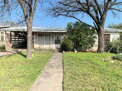 2206 RANEY ST, SAN ANGELO, TX 76901 - Photo 1