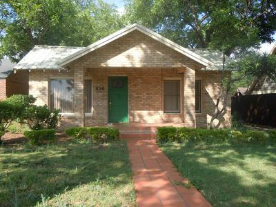 416 GRACE LN, San Angelo, TX 76901 - Photo 1