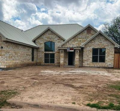 1411 HATCHER ST, SAN ANGELO, TX 76901 - Photo 1